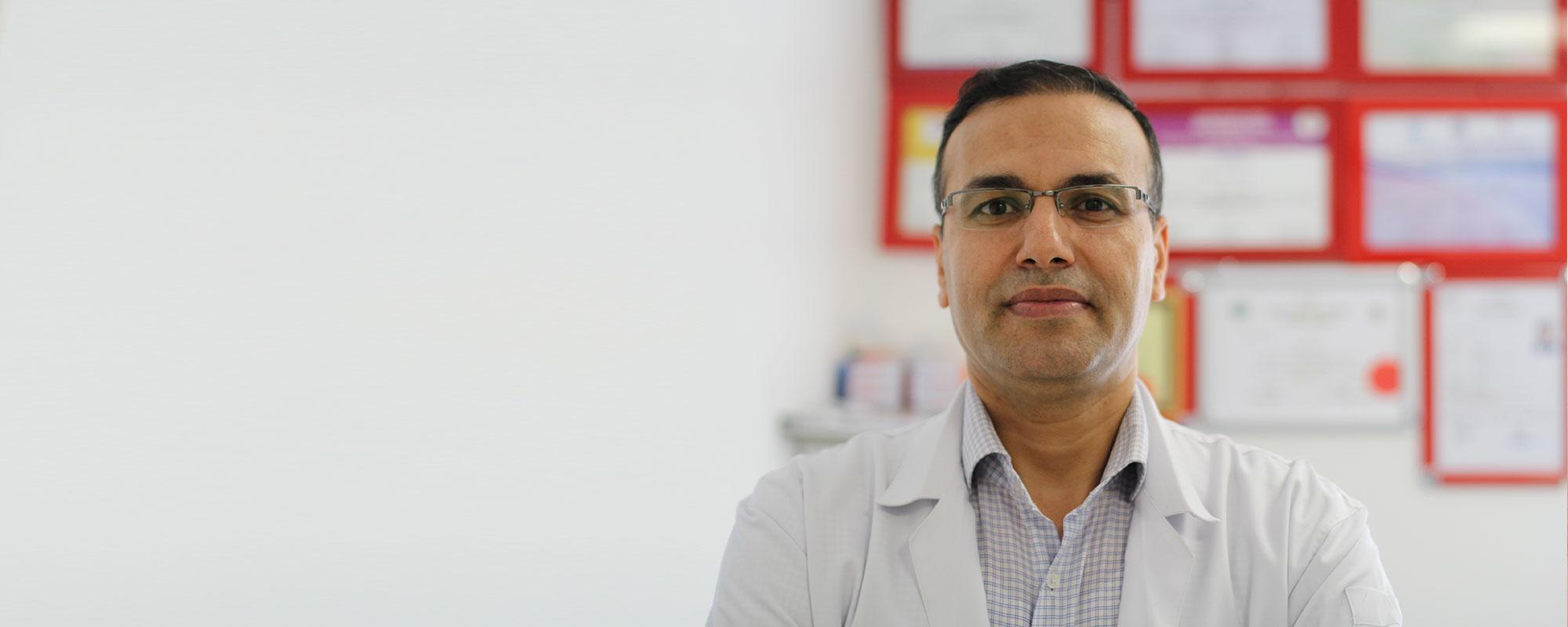 Op. Dr. Halef AYDIN